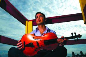 Classix Three soloist Dustin Budish.