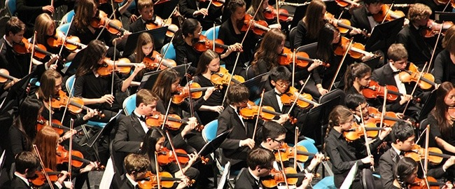 Youth Orchestra Concerts - Reno Philharmonic Orchestra | Symphony