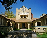 Reno Phil Offices - McKinley School