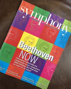 Symphony Magazine