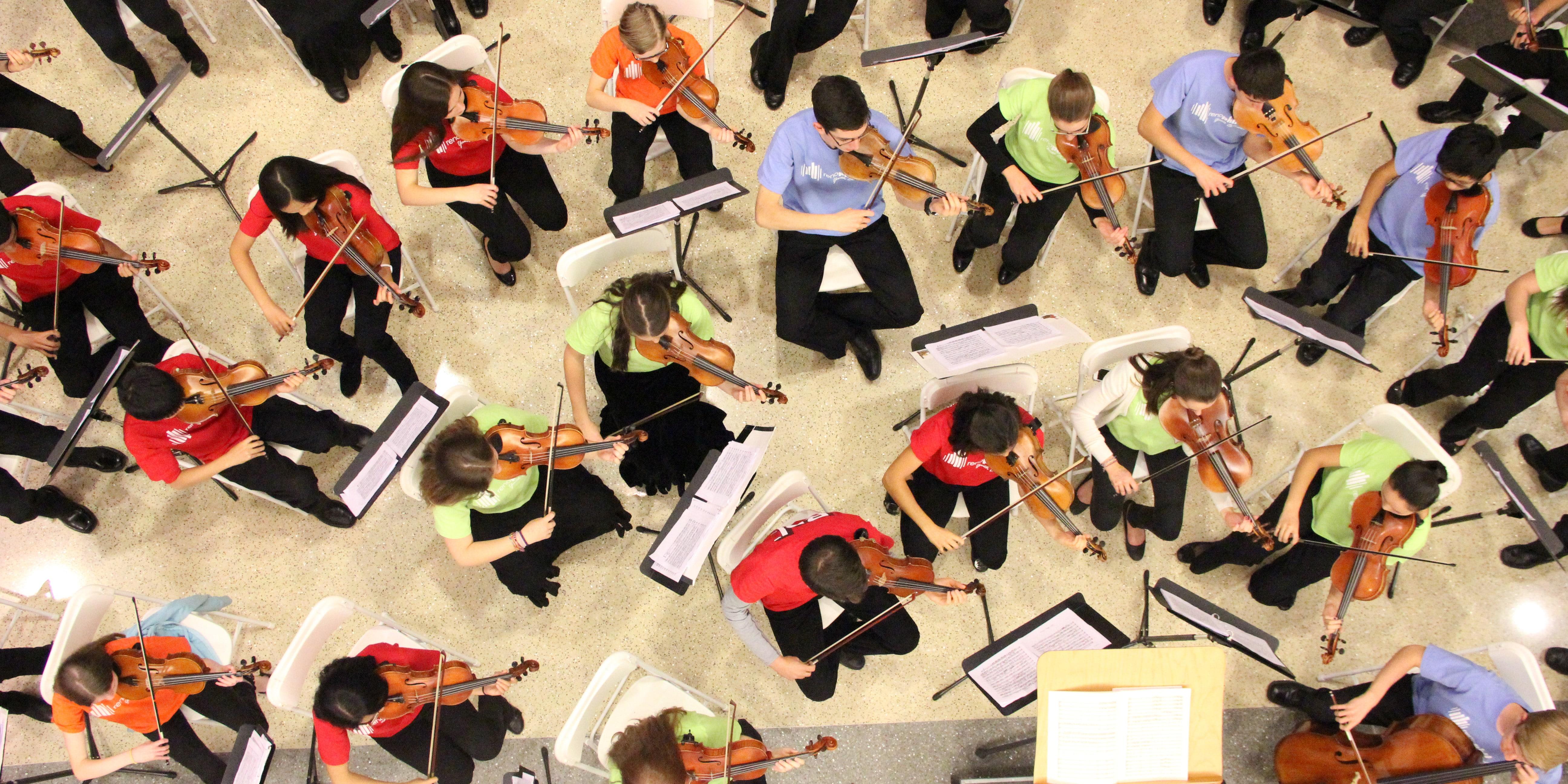 Reno Calendar Of Events 2020 Youth Orchestra Spring Showcase 2020   Reno Philharmonic Orchestra